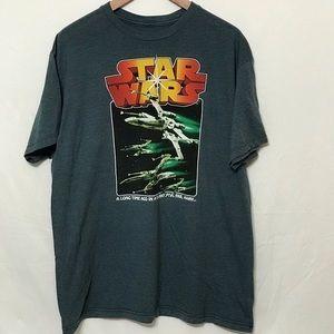 Star Wars XL Men Graphic Short Sleeve Tee